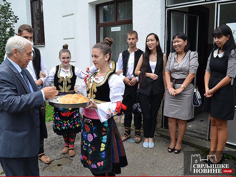 Delegacija iz Kazakstana u poseti Svrljigu