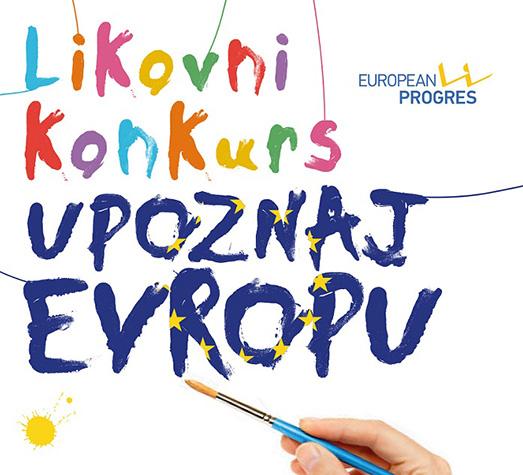 Likovni konkurs za kalendar EU PROGRES-a