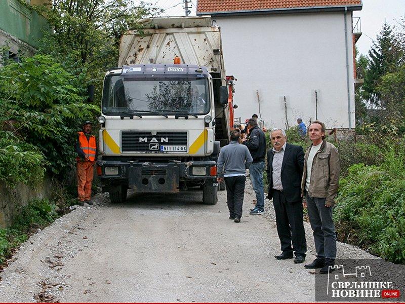 Asfaltiranje seoskih puteva