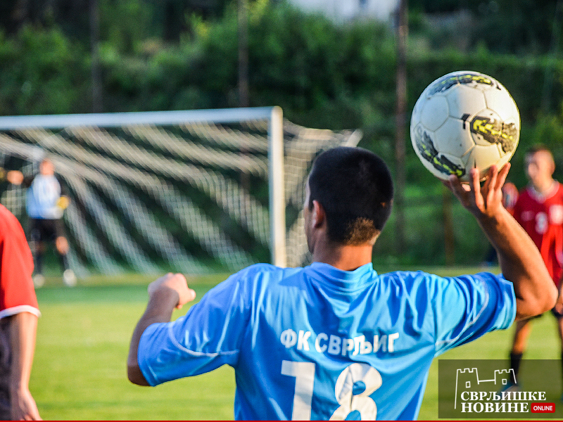 "Novi bodovi za fudbalere FK ""Svrljig"""