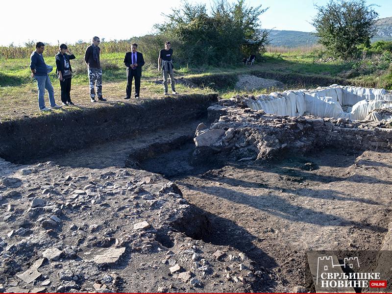Značajna otkrića na lokalitetu kod Niševca
