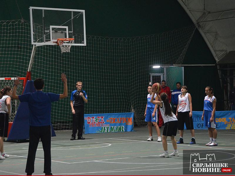 """Novi uspesi košarkaškog klub """"Svrljig"""""""