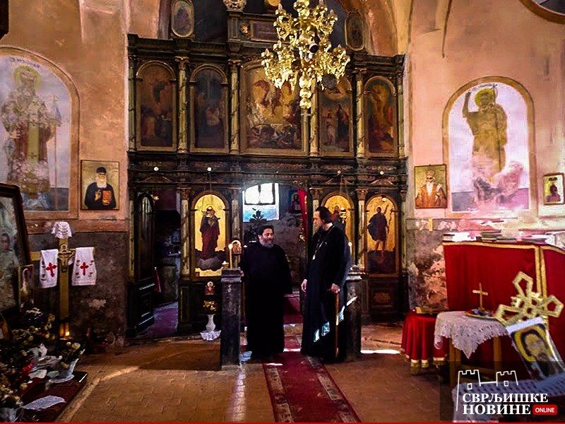 Episkop niški posetio Pirkovac i Labukovo