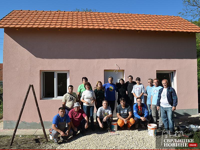 Ujedinjena seljačka stranka pomaže Zorici