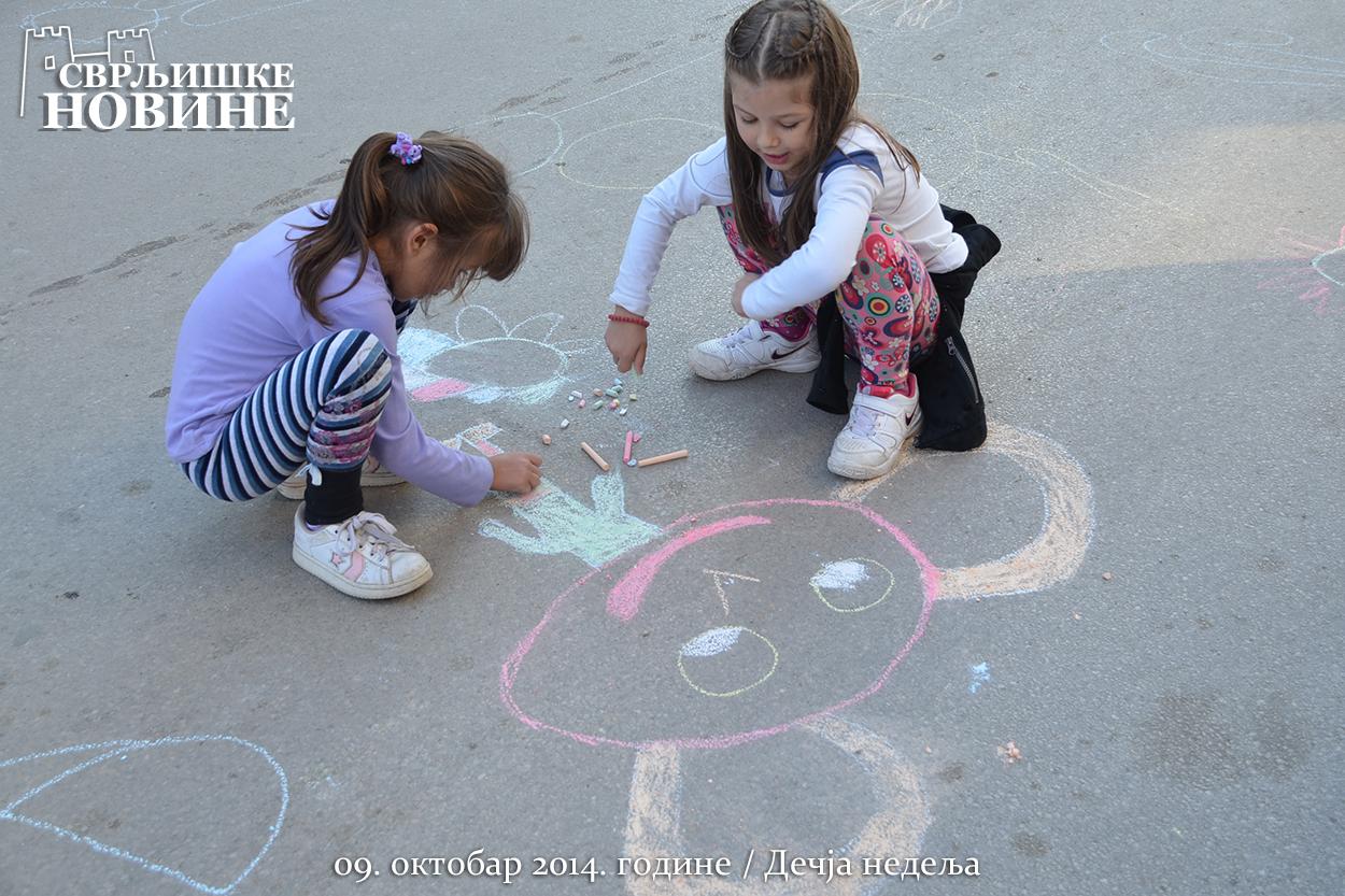 09.10.2014./ Obeležavanje Dečje nedelje