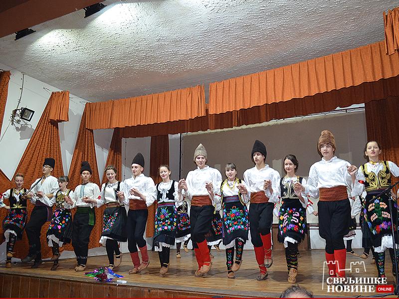 """Tradicionalni osmomartovski koncert KUD """"Svrljig"""""""