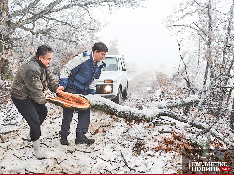 Miletić obišao sela bez struje