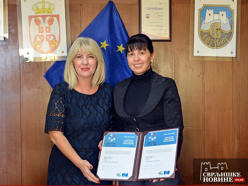 Opština Svrljig u borbi protiv seksualnog nasilja