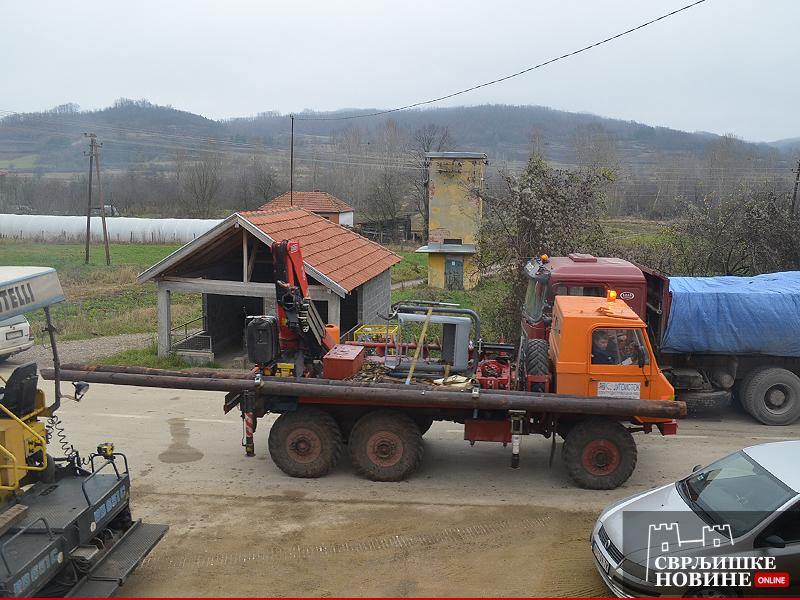 Osam sela šesti dan bez struje