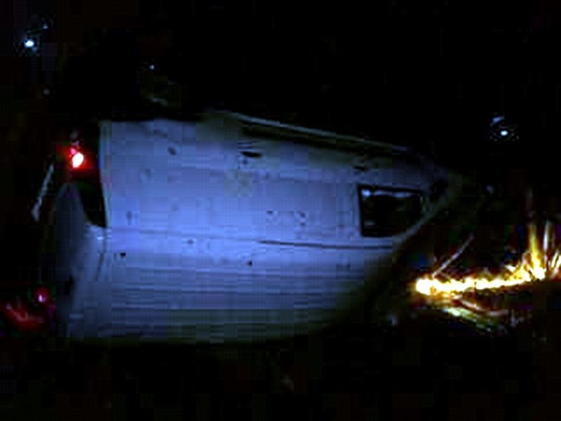 Vozača drvo spasilo nesreće