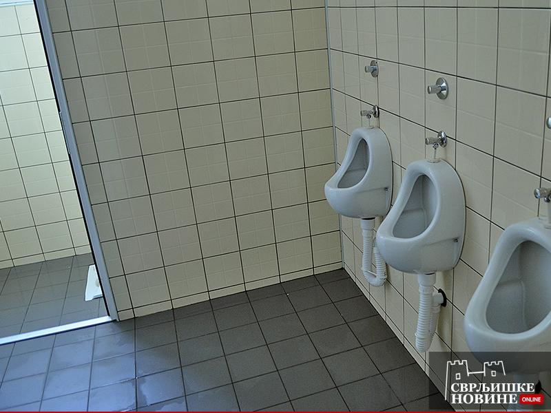 Novi toaleti u Osnovnoj školi