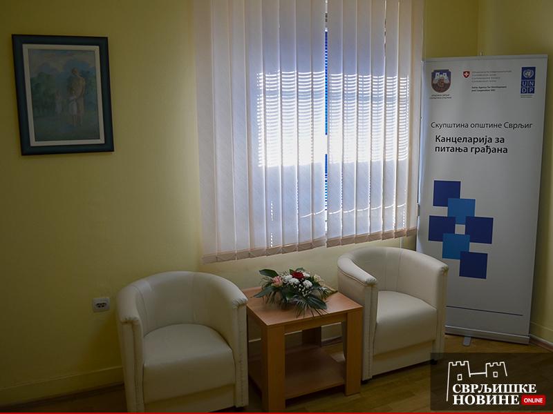 Otvorena Kancelarija za pitanja građana