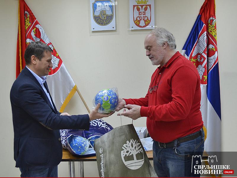 """Godišnjica rukometnog kluba """"Progres"""""""