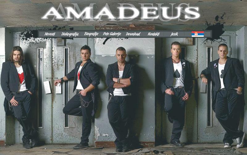 """Amadeus Band na 10. """"Belmužijadi"""""""