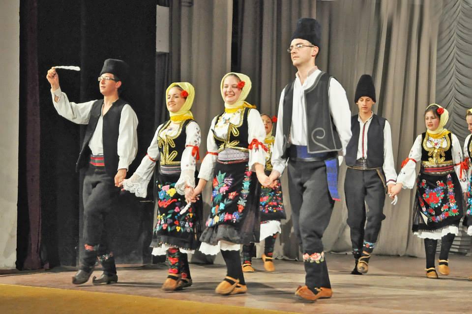 """Nastup KUD """"Svrljig"""" u Bugarskoj"""