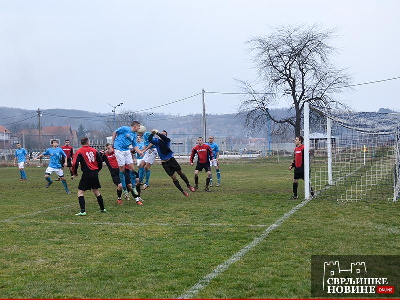 Fudbaleri pobedom otvorili drugi deo takmičenja