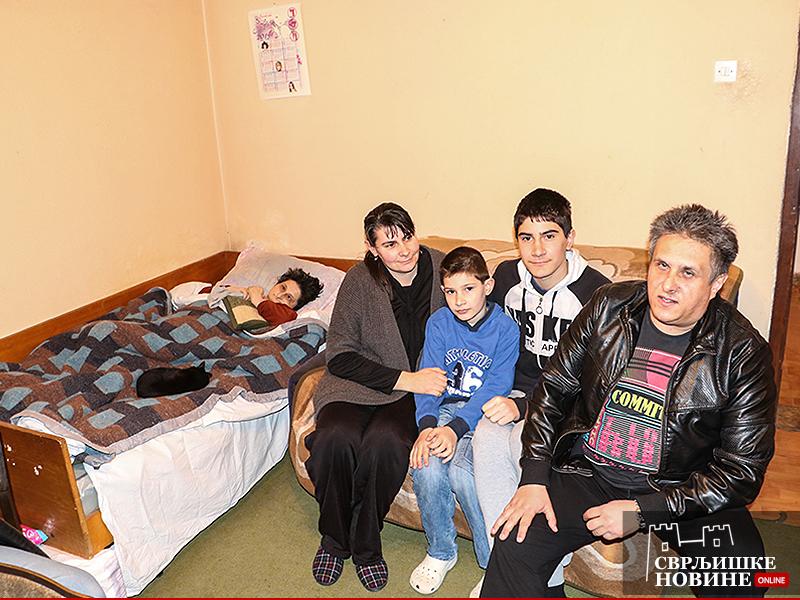 Tužna priča porodice Jovanović iz Svrljiga