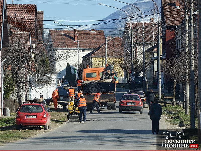 Uskoro kreće asfaltiranje ulice Vase Albanca