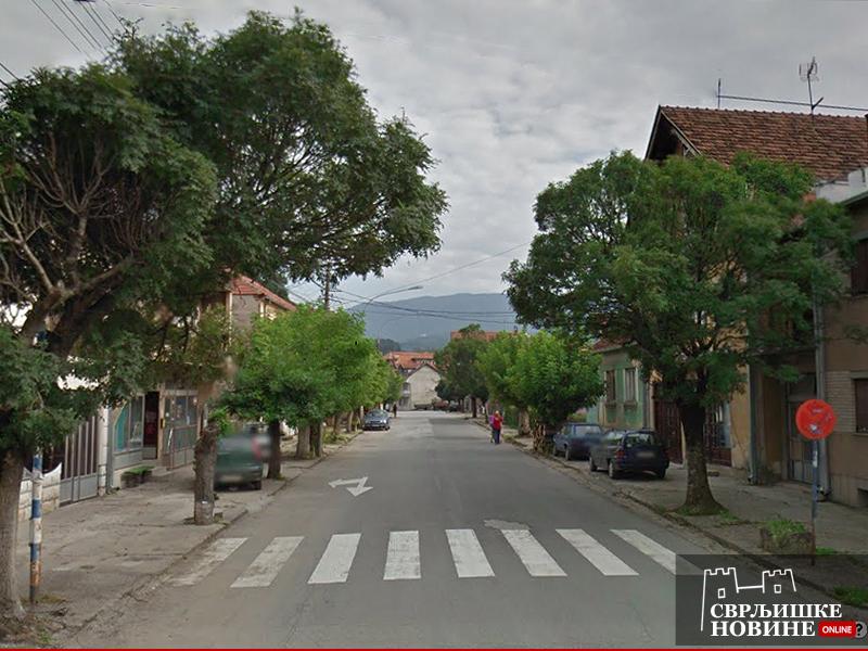 Virtuelna šetnja i ulicom Vase Albanca