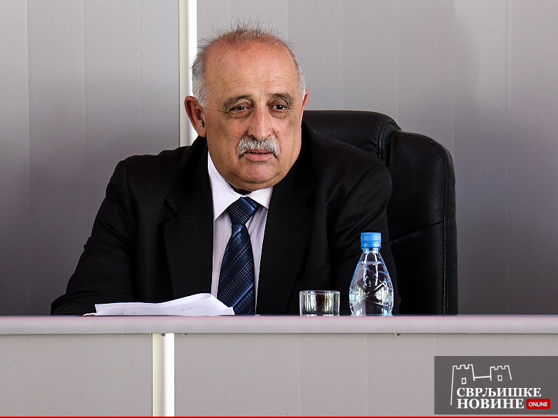 Mile Davidović predsednik Zadružnog saveza Nišavskog i Topličkog okruga