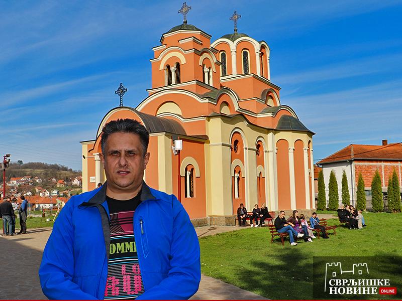 Milija Miletić uputio uskršnju čestitku