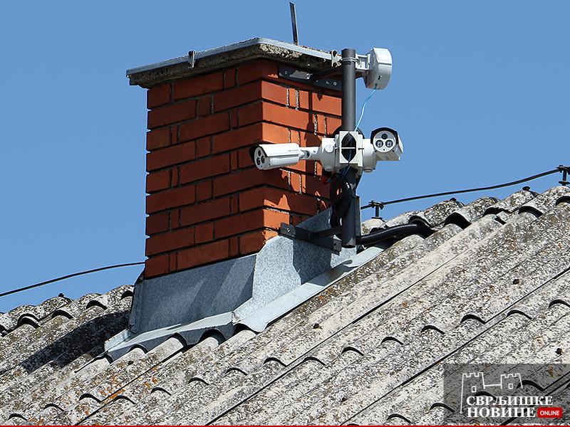 Svrljig pokriven video nadzorom