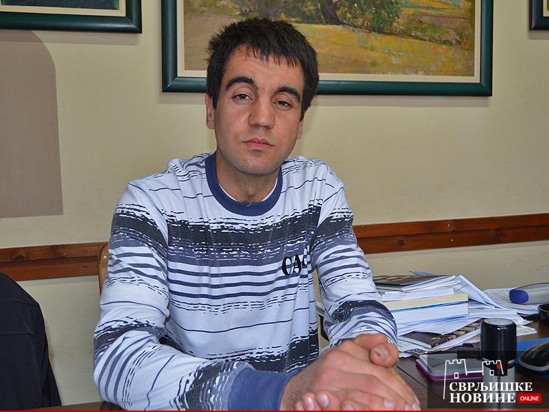 Siniša Radivojević 10. na Beogradskom polumaratonu