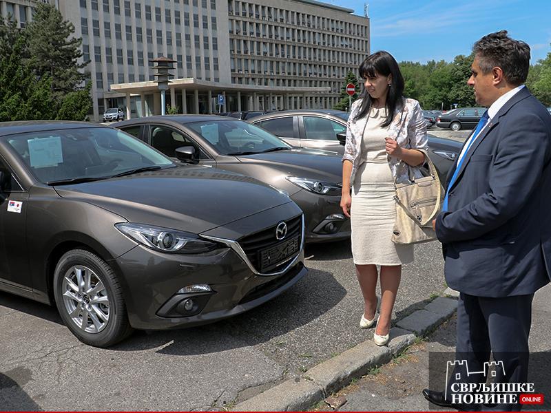 """""""Mazda3"""" stigla u Svrljig"""