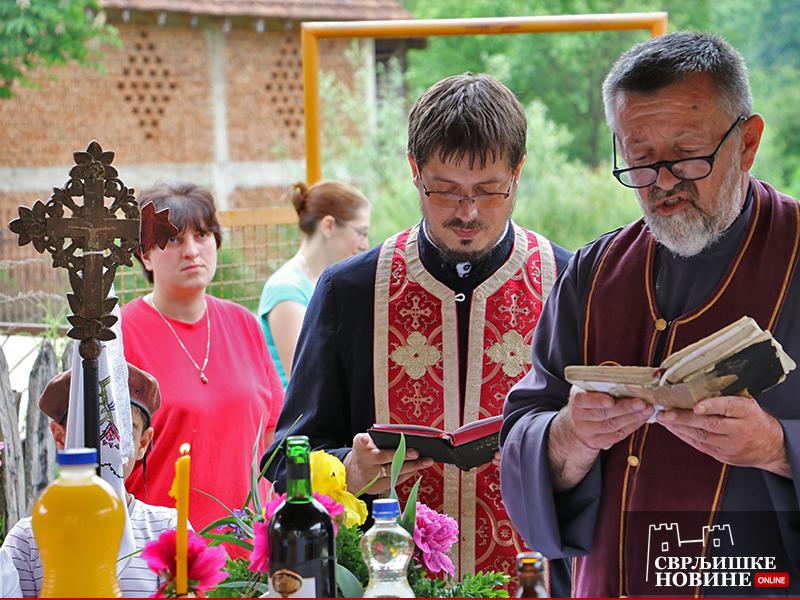 Litije u Merdželatu povodom slave Sv. Nikola