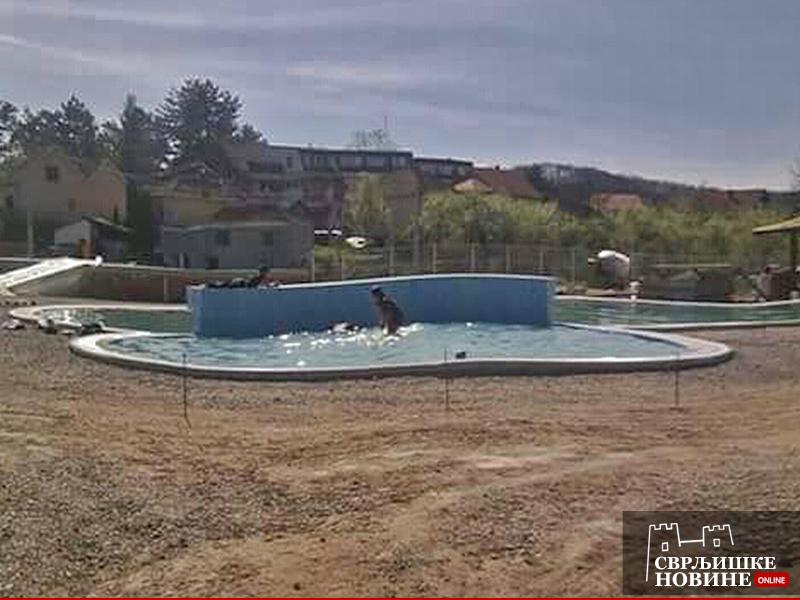 """""""Otvorena sezona kupanja"""" na svrljiškom bazenu"""
