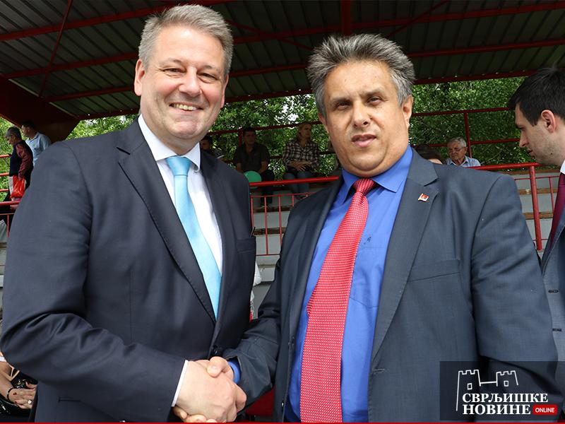 Susret sa ministrom poljoprivrede Austrije