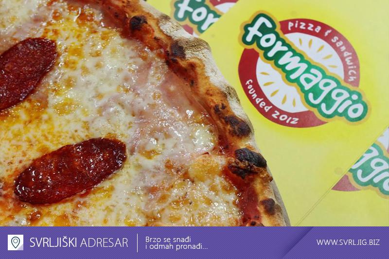 Svrljiški ADRESAR: Formaggio