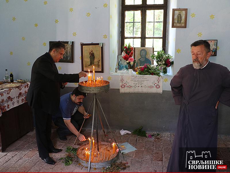 Litijom obeležen Rusalni petak u Grbavču