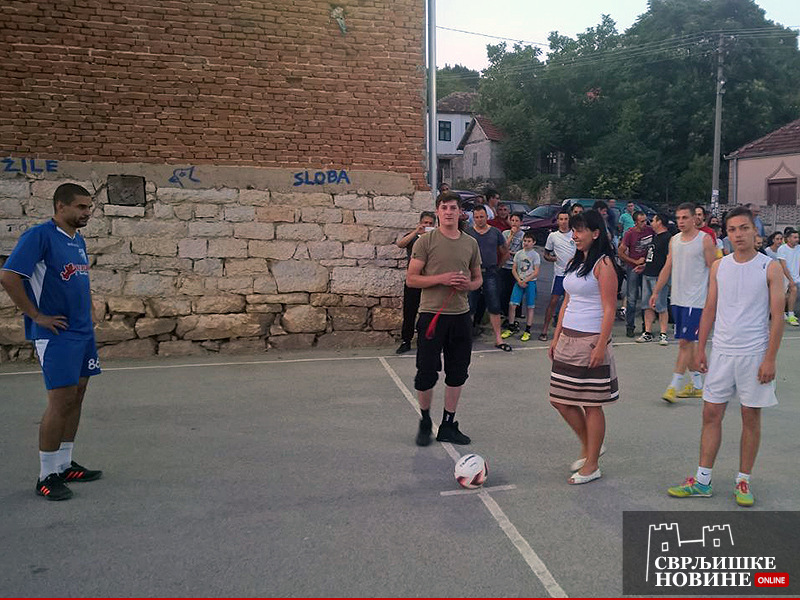 """""""Tri na tri"""" – sportski dani u Drajincu"""