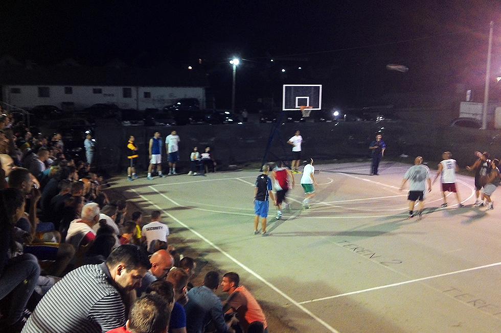 Završen turnir u basketu