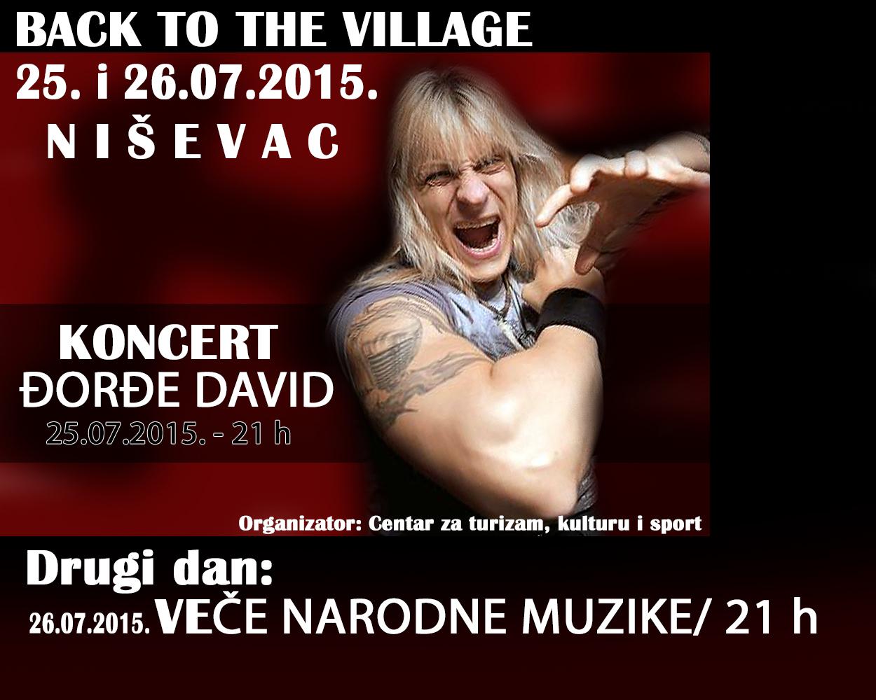 "VII ""Back 2 the Village"" u Niševcu"