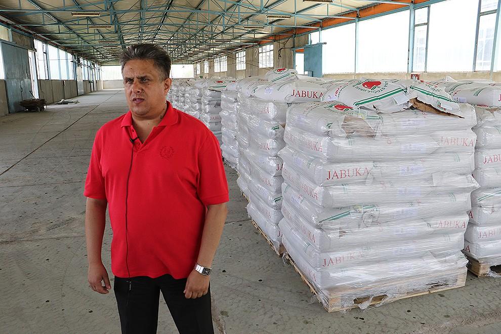 Pomoć poljoprivrednicima u stočnoj hrani