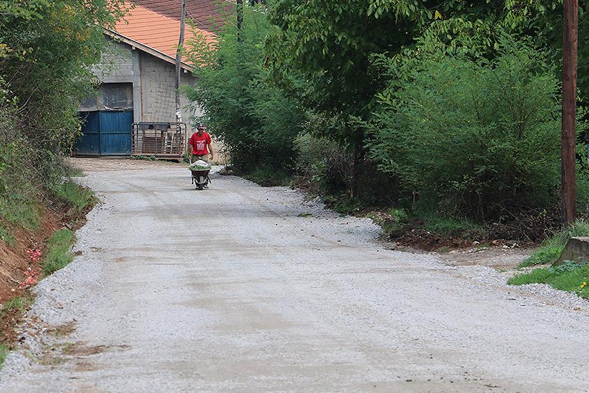 Beloinje-asfalt