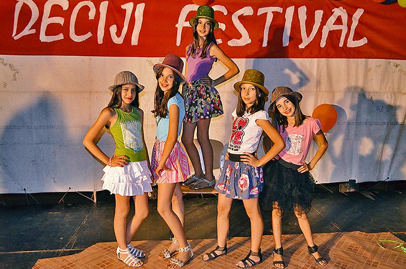 """Dečji festival"" za vikend"