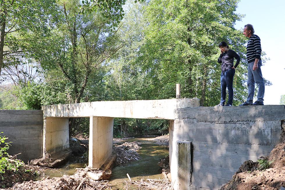 Popravljen most u Crnoljevici