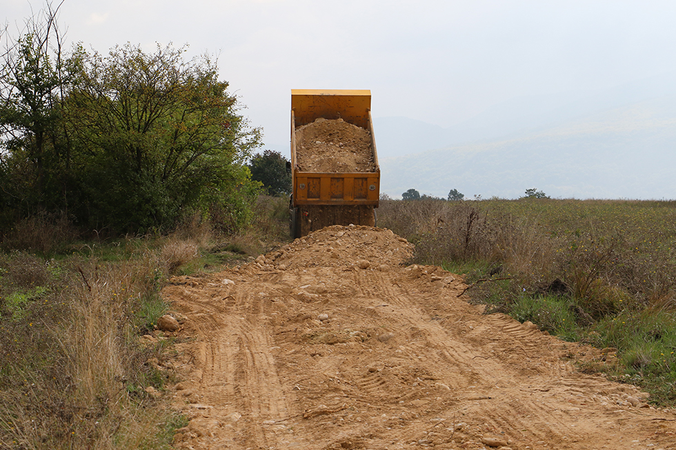 Put selo Grbavce