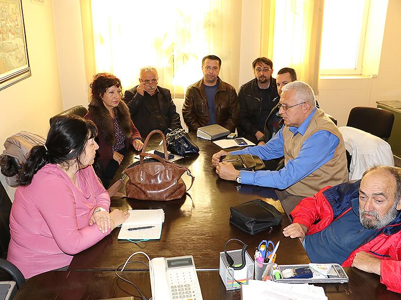 Održan sastanak predsednice opštine sa direktorima