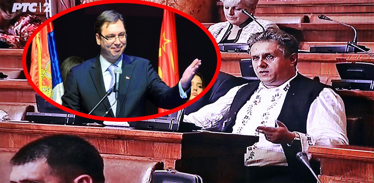 Premijer hvali Miliju Miletića