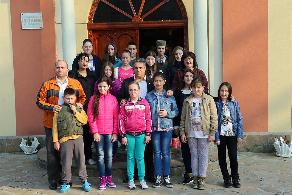 Miletić čestitao današnji praznik Svrljižanima