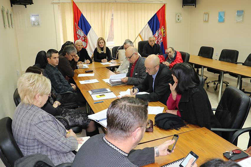 Većnici i direktori razmatrali izveštaj DRI