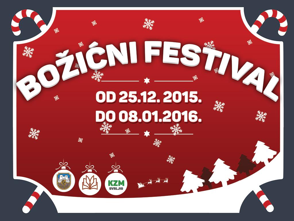 """Počinje VIII """"Božićni festival"""""""