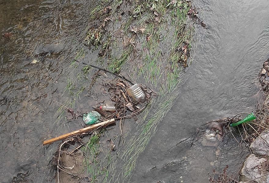 Reke i potoci kao kontejneri…