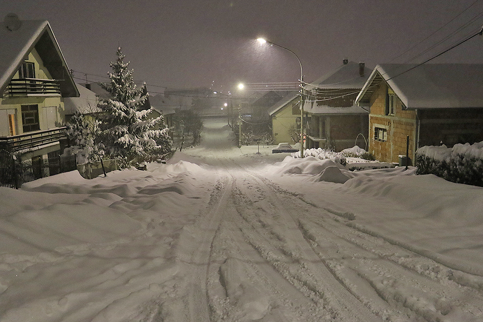 Građani nezadovoljni zimskim održavanjem puteva