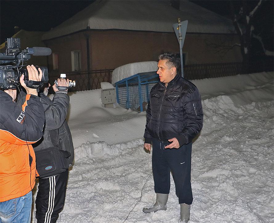 Miletić: Uozbiljite se i očistite Svrljig od snega!