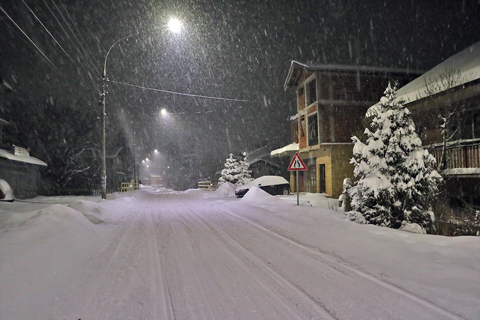 Da li ste zadovoljni zimskim održavanjem puteva?